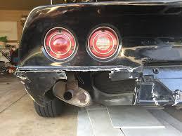 corvette fiberglass repair rear fiberglass repair opinions corvetteforum chevrolet