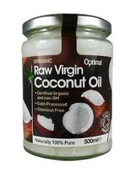 huile de noix de coco cuisine optima huile noix de coco vierge bio brut 500ml cuisine santé