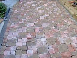 Patio Pavers Calculator Ideas Interesting Material Driveway Pavers Lowes U2014 Rebecca
