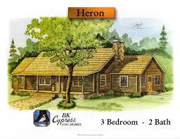floor plans bk cypress log homes