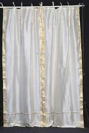 Tie Top Curtains Window Dressing Tie Top Curtains Page 1 Indian Selections