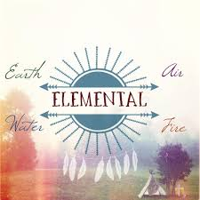 elemental simple altars to honor the elements roots and