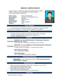 chef resume template and professional cook resumes objective ex