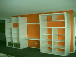 used book shelves home decor
