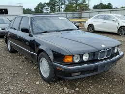 1990 bmw 7 series dlr dis exp ct others acq 1990 bmw 7 series sedan 4d 3 5l 6 for
