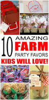 halloween treat bags for toddlers best 25 farm party favors ideas on pinterest farm party