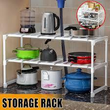 sink kitchen cabinet organizer 2 tier sink expandable kitchen cabinet shelf organizer bath storage rack