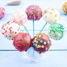 themed cake pops desserts copycat starbucks birthday cake pops recipe recipe4living