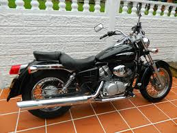 honda shadow 125 honda shadow vt 125 for sale in mansfield nottinghamshire gumtree