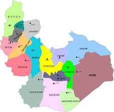 Nigeria State Map by 9jalatest Project