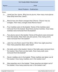 multiplication word problem worksheets 3rd grade incredible