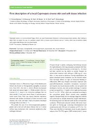 mycose b b si ge recognizing filamentous basidiomycetes as pdf available