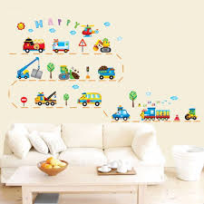 Stickers For Kids Room Online Get Cheap Transport Room Aliexpress Com Alibaba Group
