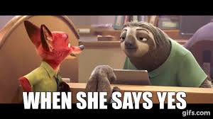 How About Yes Meme - when she says yes gif on imgur