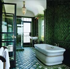 green tile bathroom ideas 40 green bathroom tile ideas and pictures living quarters