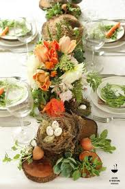 Easter Restaurant Decorations by Best 25 Easter Table Settings Ideas On Pinterest Easter Table