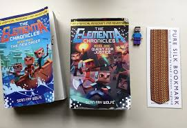 minecraft ribbon the elementia chronicles by fay wolfe papilionaceous