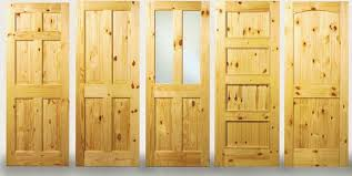 Knotty Pine Interior Doors Winning Pine Interior Doors Or Other Apartment Model Knotty Pine
