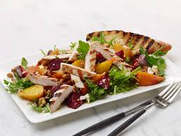 butterball turkey marinade grilled turkey and marinated beet salad butterball foodservice