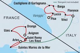 Tuscany Italy Map Italy Tours U0026 Travel Intrepid Travel Au