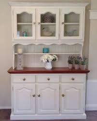 Country Buffet And Hutch Sideboard Buffet Hutch French Provincial Dining Hamptons Chic
