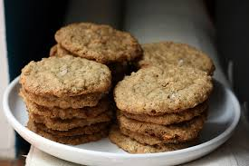 crisp salted oatmeal white chocolate cookies u2013 smitten kitchen