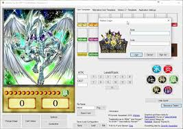 photo card maker anime yu gi oh card maker update 6 version 4 0 4 1