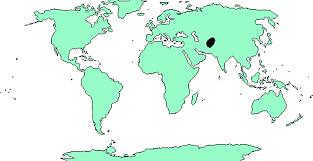 hinduism map hindu kush mountains map