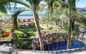 playa flamingo beachfront villa with 7 bedrooms and private pool