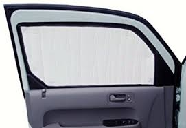 mercedes sun shade amazon com side window front seat set 2 sunshades for mercedes