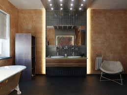 Bathroom Wallpaper Modern - 25 splendid bathroom wallpaper ideas slodive