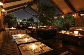 Restaurant String Lights by Best Outdoor Dining Restaurants In Los Angeles