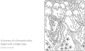the little book of calm colouring portable relaxation victoria