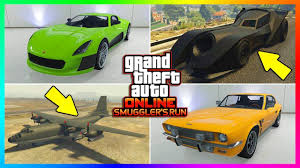 When Are New Car Models Released Gta Online Smuggler U0027s Run Dlc All Unreleased Vehicles New Super