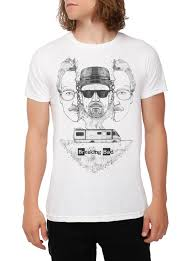 breaking bad heisenberg inside t shirt topic