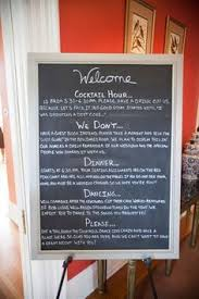 Wedding Program Chalkboard 96 Best Signage Images On Pinterest Signage Wedding Seating