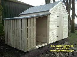 Garden Summer Houses Scotland - wooden sheds garden sheds log stores dog kennels play
