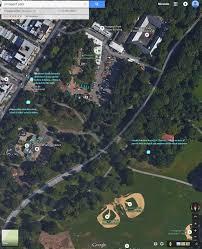 Prospect Park Map Prospect Park Satellite Jpg