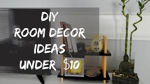 Dollar Tree Decorating Ideas Diy Room Decor Ideas All Under 10 Dollar Tree Youtube