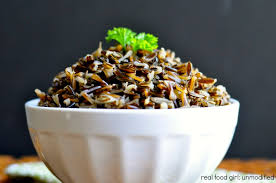 how to make the perfect wild rice real food