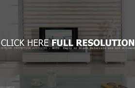 Living Room Design Television Beautiful Dark Brown Wood Unique Design Wall Tv Flat Screen Living