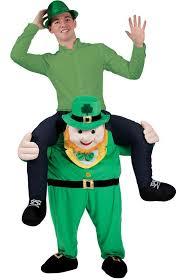 leprechaun costume carry me leprechaun costume