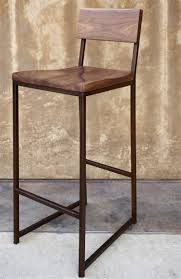 Metal Bar Stools With Wood Seat Metal Counter Height Stools Design Ideas Bedroom Ideas