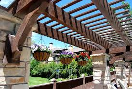 Arbors And Trellises Arbors And Trellises Timber Kits Western Timber Frame