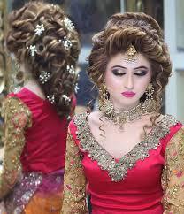 Arabische Hochsteckfrisurenen Hochzeit by Trendige Arabische Brautfrisuren 2017 Kurzhaarfrisuren Bilder