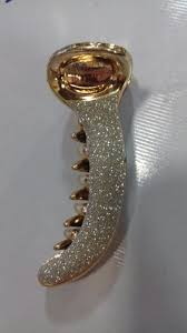 banana hair clip jari banana clip jari hair clip wholesaler from mumbai