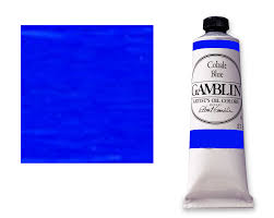 save on discount gamblin artists u0027 oil paint cobalt blue u0026 more