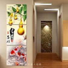 frameless picture hanging usd 20 76 modern living room entrance frameless painting clocks
