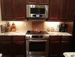 Backsplash Ideas That Dont Compete With My Granite Tops - No backsplash