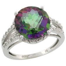 silver topaz rings images Mystic topaz jpg